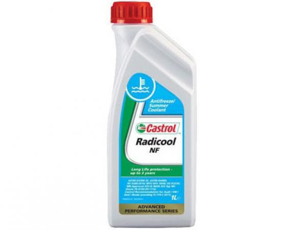Антифриз 1л концентрат зеленый Castrol Radicool