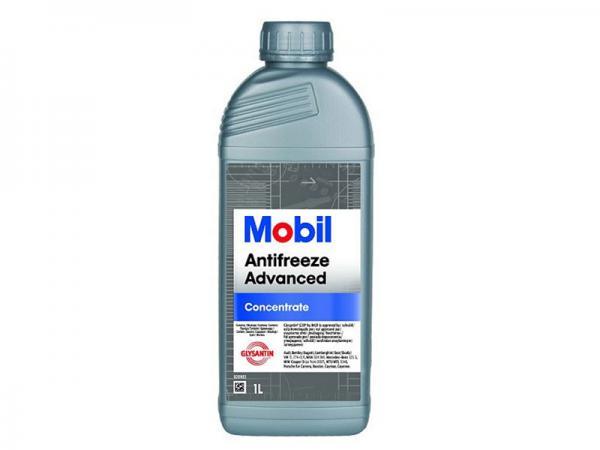 Антифриз MOBIL EXTRA 1л синий
