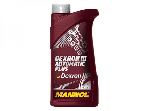 Масло трансмиссионное для АКПП ВР Dextron III