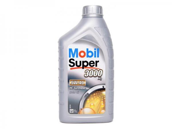 Масло моторное MOBIL 3000 5W-40 синтетическое 1л